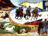 История Оренбургского казачества до 1921 года (фото)