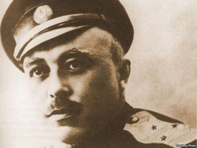 96 я годовщина памяти Атамана Оренбургского казачьего войска А.И. Дутова (фото)