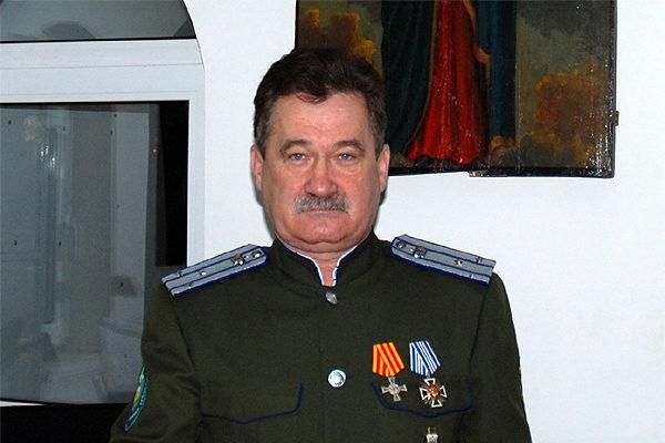 Поздравление атаману Покровскому