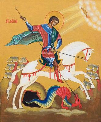С Праздником Святого Георгия! С Днём Оренбургского казачества! (фото)
