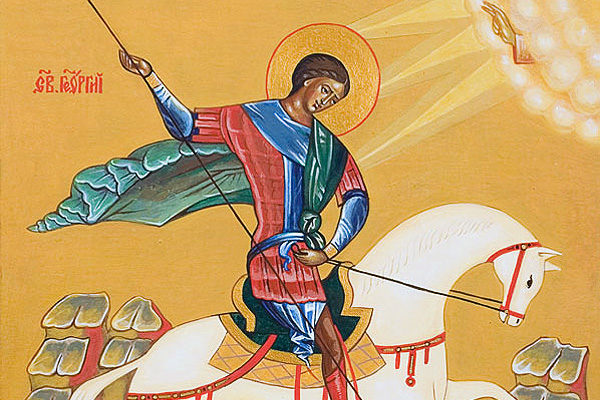 6 мая - День Святого Георгия, День Оренбургского казачества